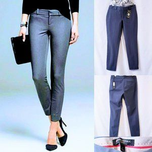 "🆕Banana Republic ""Sloan"" Slim ankle pants size 2"